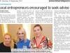 Limerick Post Saturday September 23 pg 46 Leanne Moore