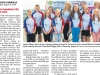 Limerick Chronicle august 16 2016 Cliona's foundation 9th annual cycle with Leanne Moore
