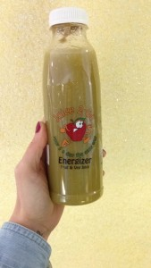 Energiser Juice from Juice 2 Go
