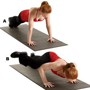 Plank-Crawl