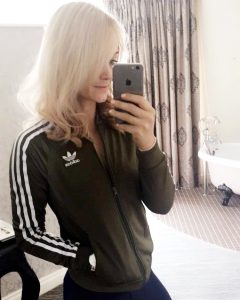 Khaki Green Adidas Jacket
