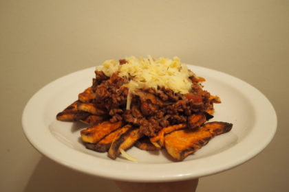 Clean Taco Fries Recipe