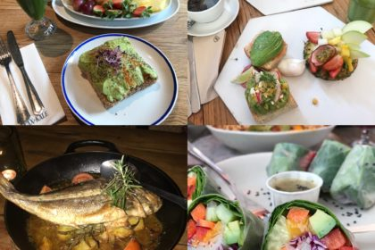 five healthy eating spots in Barcelona