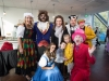 Back Row: Aoibhhn Garrihy, Breda, The Beast, Celia Holman Lee, Karl Spain, Bertie and Tom O'Mahonby, Barney. Front from left: Leanne Meoore, Bella, Ryan Coveney, Erica Lee and Richard Lynch, Monty at the official launch of University Concert Hall panto, Beauty and the Beast at King Johns Castle. The star studded cast of the SPAR Panto, Beauty and the Beast, were out in force today to launch this year's show which runs at University Concert Hall, Limerick from December 19th. Set against the stunning backdrop of King John's Castle in Limerick's Mediaeval Quarter the fairytale cast, in full costume, looked very much at home. Limerick comedian Karl Spain, most recently seen in RTÉ's Celebrity Operation Transformation, joined other newcomers to this year's panto at University Concert Hall -Aoibhin Garrihy and Tom O'Mahony - together with the host of long serving familiar faces which already include RTÉ's George McMahon, Richie Hayes and Leanne Moore. Picture: Sean Curtin True Media.