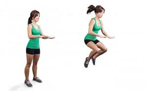 Jumping-Knee-Tucks