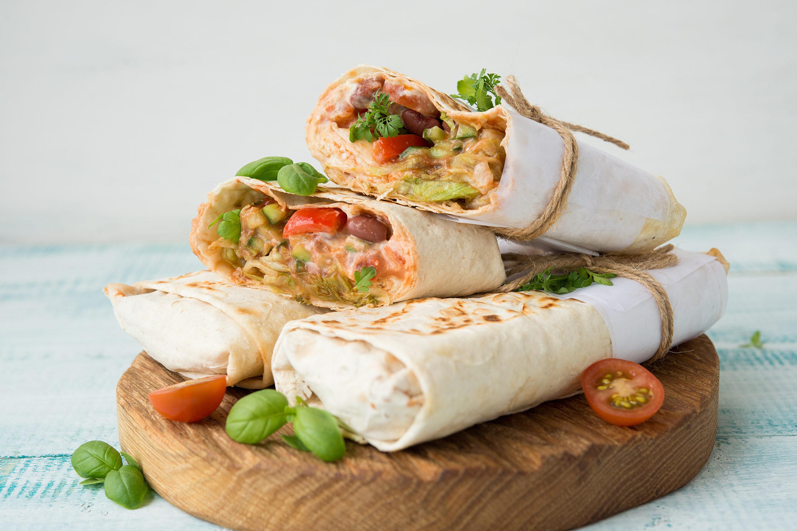 Healthy Burritos