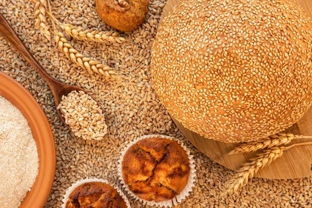 Seeded Spelt Bread
